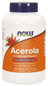 Acerola Powder 4:1 ext. 175 gram