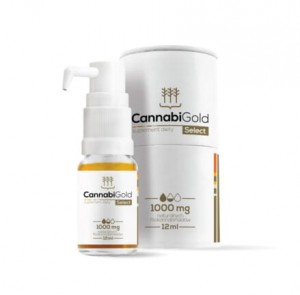 CannabiGold Select 1000 mg 12ml